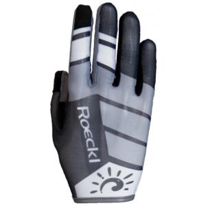 Roeckl MAYO šedá 7 - Cyklistické rukavice
