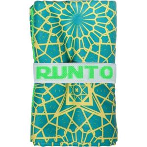 Runto TOWEL 80X130 RUČNÍK zelená NS - Sportovní ručník