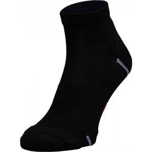 Lenz RUNNING 1.0 černá 42-44 - Sportovní ponožky