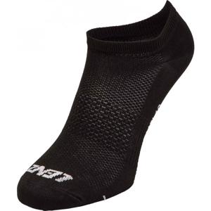 Lenz PER.SNEAKER 1.0 černá 39-41 - Sportovní kotníkové ponožky