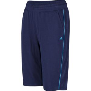 Aress FERB tmavě modrá 116-122 - Chlapecké sportovní 3/4 kalhoty