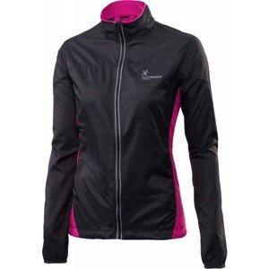 Klimatex GIZETA W černá S - Dámská běžecká bunda