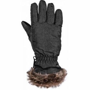 Willard ROLLA tmavě šedá S - Dámské rukavice