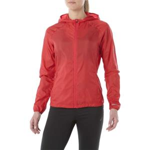 Asics PACKABLE JACKET červená S - Dámská běžecká bunda