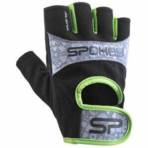 Spokey ELENA II černá S - Dámské fitness rukavice