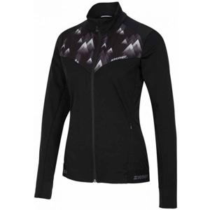 Ziener NARIT BLACK černá 38 - Dámská softshellová bunda