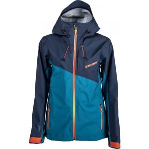Ziener TIBOR modrá 38 - Dámská lyžařská bunda