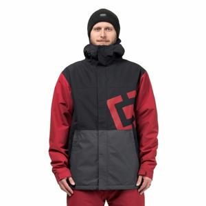 Horsefeathers FALCON JACKET černá M - Pánská lyžařská/snowboardová bunda