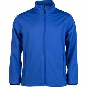 Kensis RORI modrá L - Pánská softshellová bunda