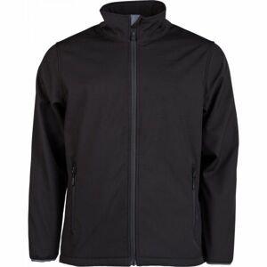 Kensis RORI černá XL - Pánská softshellová bunda