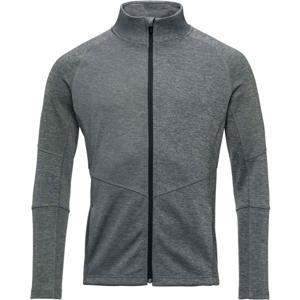 Rossignol CLASSIQUE CLIM šedá XL - Pánský rolák na zip
