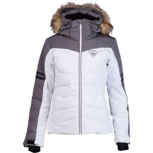 Rossignol RAPIDE W bílá L - Dámská lyžařská bunda