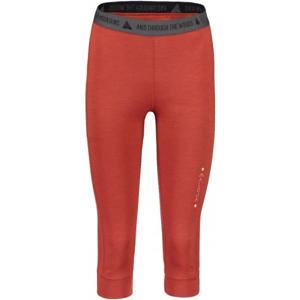 Maloja SIGNURIAM.PANTS červená S - Spodní dámské kalhoty