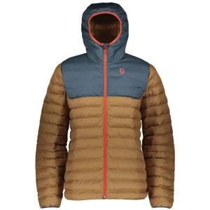 Scott INSULOFT 3M hnědá L - Pánská zimní bunda