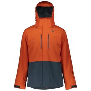 Scott ULTIMATE DRYO 40 oranžová M - Pánská zimní bunda