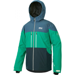 Picture OBJECT zelená M - Pánská bunda