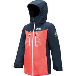Picture NAIKA růžová 8 - Dětská lyžařská bunda