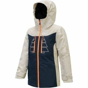Picture NAIKA modrá 8 - Dětská lyžařská bunda