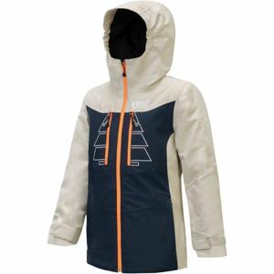 Picture NAIKA modrá 14 - Dětská lyžařská bunda