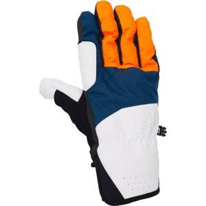 Picture MALT bílá 10 - Lyžařské rukavice