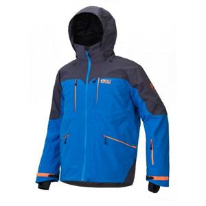 Picture NAIKOON modrá XL - Pánská lyžařská bunda