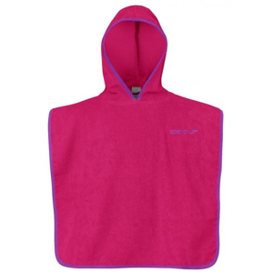 Speedo PONCHO MICROTERRY růžová 104 - Dětské pončo