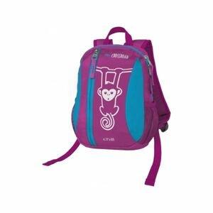 Crossroad CHILL fialová NS - Dětský batoh