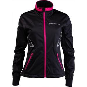 Fischer ASARNA růžová XS - Dámská bunda na běžky