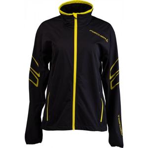 Fischer ASARNA černá XL - Pánská bunda na běžky