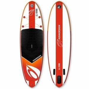AQUADESIGN KENDO červená NS - Paddleboard