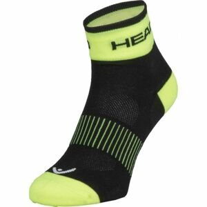 Head SOCKS YELLOW žlutá 37-39 - Cyklistické ponožky