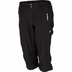 Willard REGIATA černá 36 - Dámské outdoorové 3/4 kalhoty