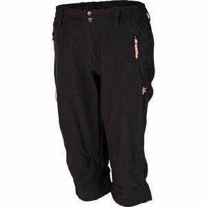 Willard REGIATA černá 38 - Dámské outdoorové 3/4 kalhoty