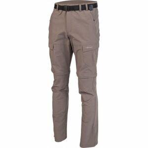 Head EROW zelená M - Pánské odepínatelné kalhoty