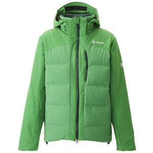 Goldwin LUCUS zelená S - Pánská lyžařská bunda