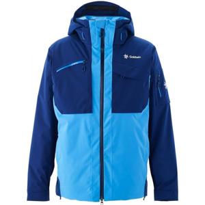 Goldwin ATLAS tmavě modrá M - Pánská lyžařská bunda