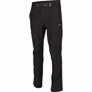 Head VARDON černá M - Pánské softshellové kalhoty