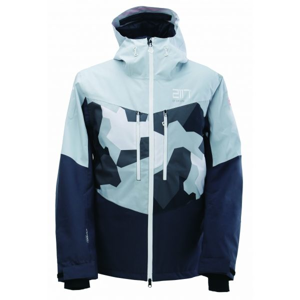 2117 LUDVIKA - ECO bílá XL - Pánská lyžařská bunda