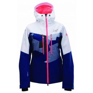 2117 LUDVIKA - ECO bílá 42 - Dámská lyžařská bunda