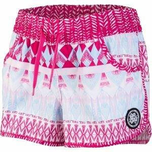 Aress OPAL růžová 128-134 - Dívčí plavecké šortky