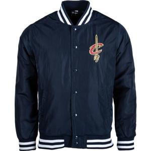 New Era NBA CLEVELAND CAVALIERS tmavě modrá M - Pánská bunda