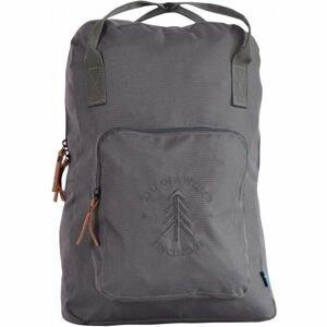 2117 STEVIK 15 šedá NS - Stylový batoh