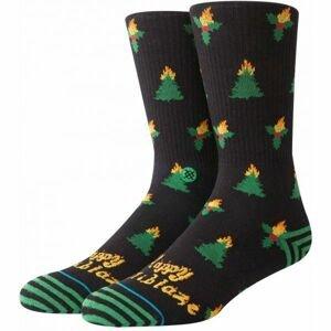 Stance HOLIBLAZE černá L - Pánské ponožky