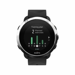 Suunto 3 FITNESS tmavě šedá NS - Multisportovní hodinky se záznamem tepové frekvence