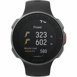 POLAR VANTAGE V černá NS - Multisportovní hodinky s GPS a záznamem tepové frekvence