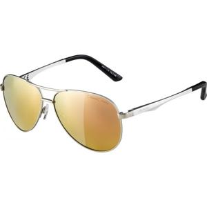 Alpina Sports A 107 šedá NS - Unisex sluneční brýle