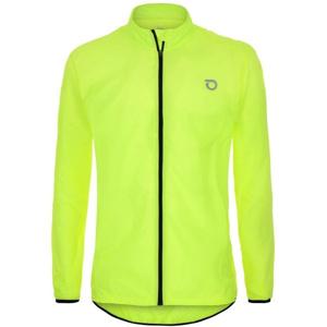 Briko FRESH světle zelená L - Lehká cyklistická bunda
