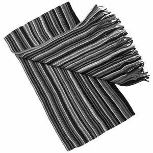 Finmark ZIMNÍ ŠÁLA šedá UNI - Zimní pletená šála