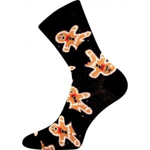 Boma PATTE 015 hnědá 39 - 42 - Ponožky