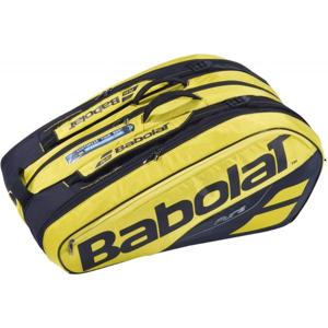 Babolat PURE AERO RH X12 žlutá NS - Tenisová taška